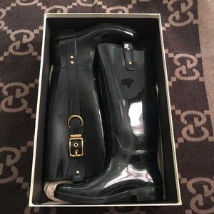 COACH Rain Boots *Like New*